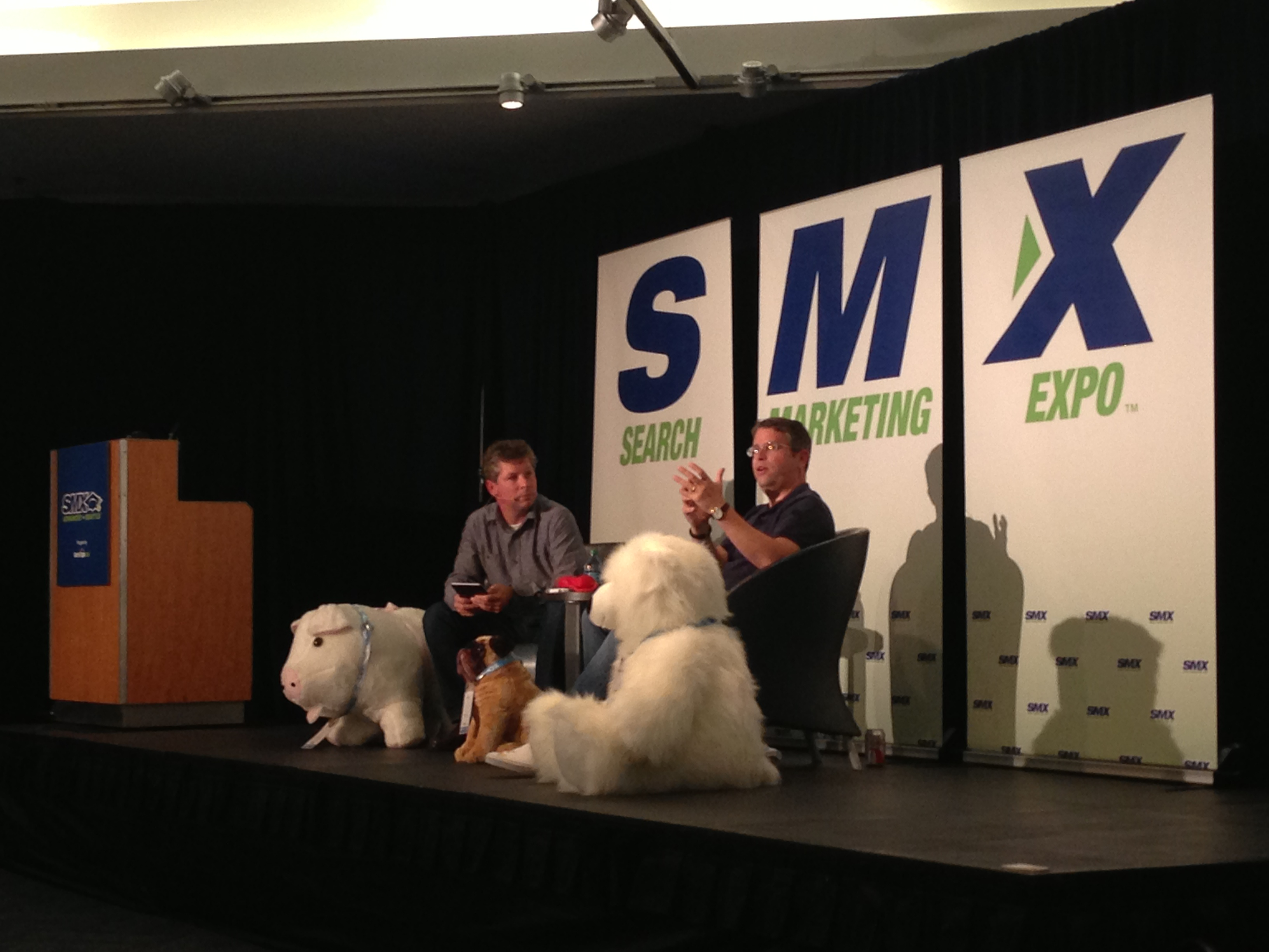 Danny Sullivan-Matt Cutts-SMX Advanced 2013