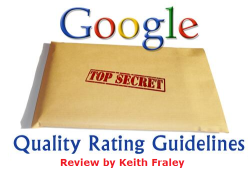 Review Google Guidelines - Keith Fraley