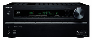 onkyo TX-NR609 with no sound